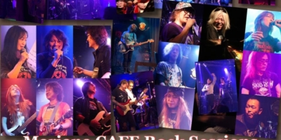 写真:Mariana CAFE Rock Sessions supported by 北摂鋼鉄会 #9