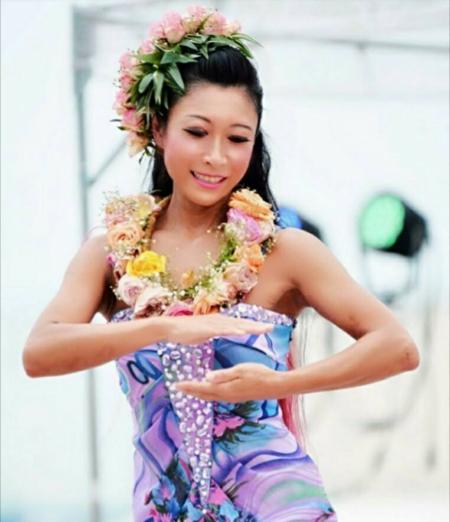 写真:南国舞踏会