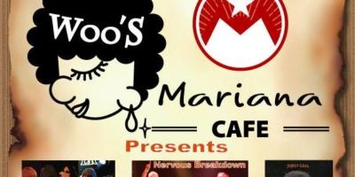 写真:Woo'S × Mariana CAFE コラボイベント