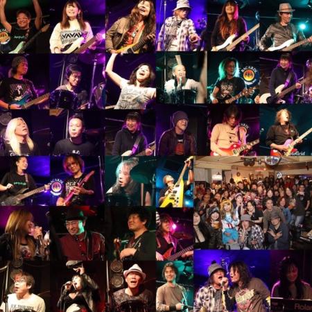 写真:Mariana CAFE Rock Session #5