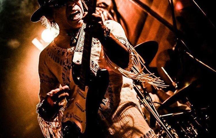 写真:Shigeo Hendrix Nakano Acoustic LIVE