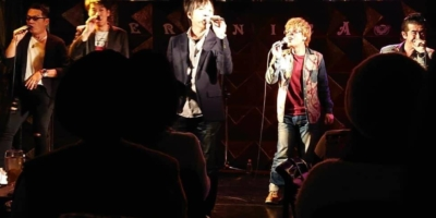 写真:DECAPELLA JAPAN LIVE