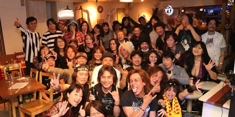 写真:Mariana Rock Session #3