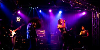 写真:Mariana CAFE 邦楽Rock Sessions #6