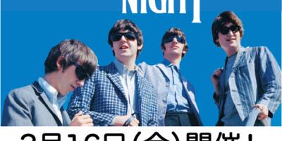 写真:Beatles Night