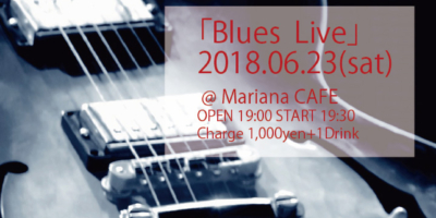 写真:Mariana Blues Live