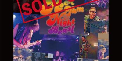 写真:Rock Jam Night Beast