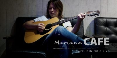 写真:Mariana CAFE 4th anniversary Acoustic Live Party