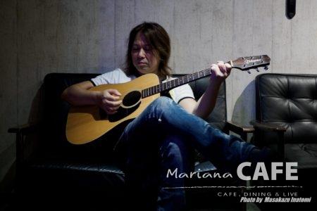 写真:Mariana CAFE 4th anniversary Acoustic Live Party