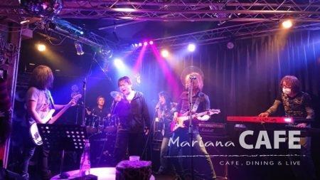 写真:Mariana CAFE Rock Sessions #12 supported by 北摂鋼鉄会 [延期]