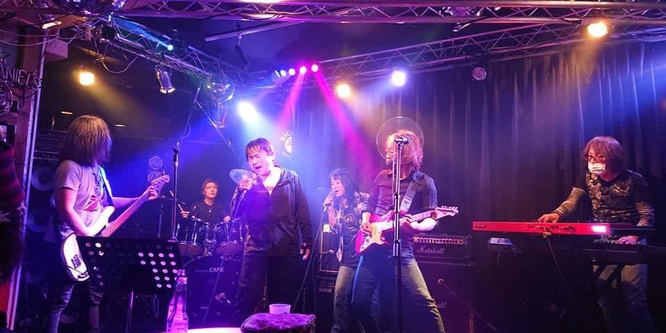 写真:Mariana CAFE Rock Sessions #12 supported by 北摂鋼鉄会