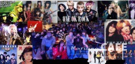 写真:MarianaCAFE★邦楽RockSession#7