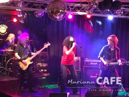 写真:Mariana CAFE Rock Sessions #12 supported by 北摂鋼鉄会 [振替]