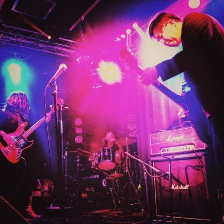 写真:British Hard Rock On Stage