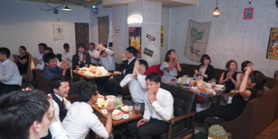 写真:Mariana CAFE Wedding Party !!!
