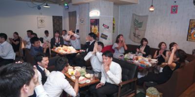 写真:Mariana CAFE Wedding Party !!!