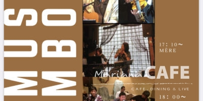 写真:MUSIC JAMBOREE in Mariana CAFE