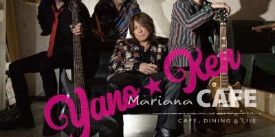 写真:YANO★KEN CD発売記念LIVE