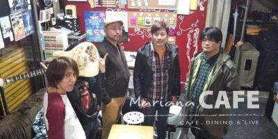 写真:Mariana CAFE 4th anniversary Live Party