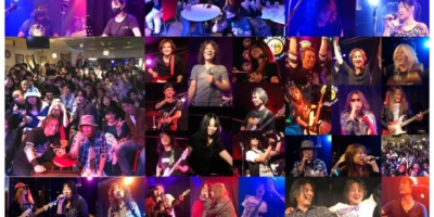 写真:Mariana CAFE Rock Sessions #10 supported by 北摂鋼鉄会